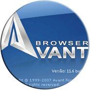 Avant Browser 116 build 201