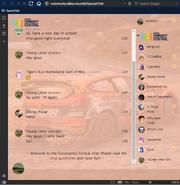 PrntScr WRC Chat Skin