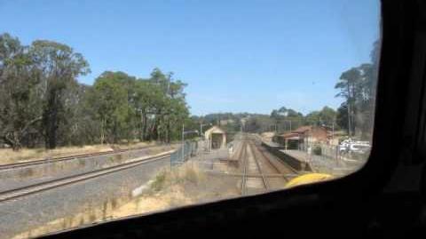 CHDK; 45 miles in 3 minutes ; Seymour to Broadmeadows