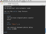 UBASIC Syntax Highlighting for BBEdit
