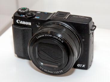 Canon PowerShot G1X Mark II 2014 CP+.jpg