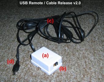 USB Remote | CHDK Wiki | Fandom