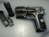 Pistolet cinétique LH86