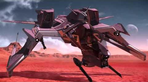 Star Citizen - Consolidated Outland Mustang Commercial -VOSTFR-