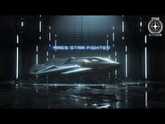 Star Citizen- Crusader Ares Star Fighter