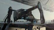 ESPERIA Prowler-Landing Pad