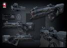 Fusil à énergie Gallant 01