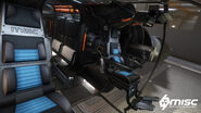 MISC Reliant Kore-Cockpit