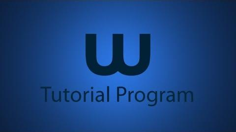 Wikia Tutorial Program Ep 1 - Getting Started