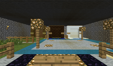CC Biome Room