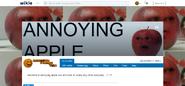 Annoying Apple Wikia