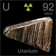 Uranium metal