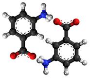 3-Aminobenzoic-acid-zwitterion-nucleobase