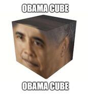Obama cube