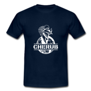 T-Shirt dunkelblau