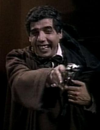 Mordomo (A Casa Mal-Assombrada 1976)