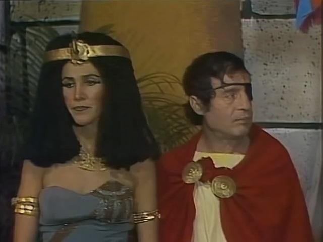 A História de Cleópatra