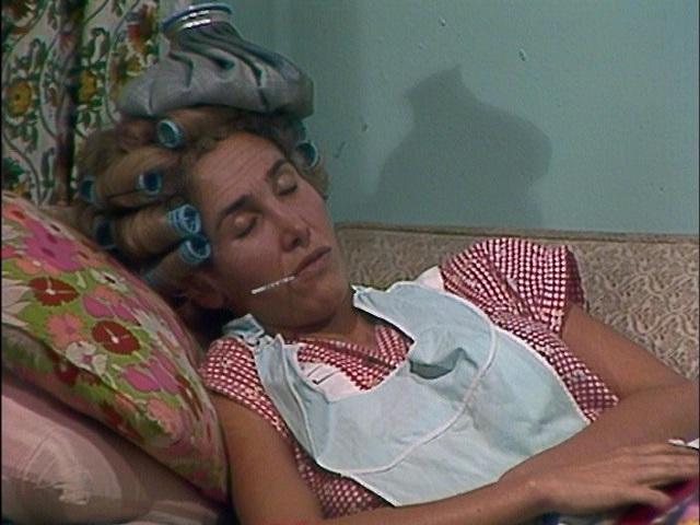 Cuidando de Dona Florinda