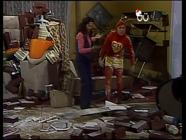 O Vazamento de Gás (1979)