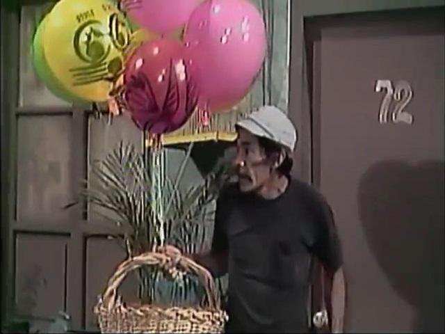 Os Balões (1976)