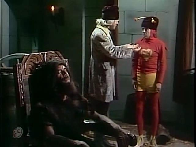 O Homem Das Cavernas, Primeira Parte (1976)