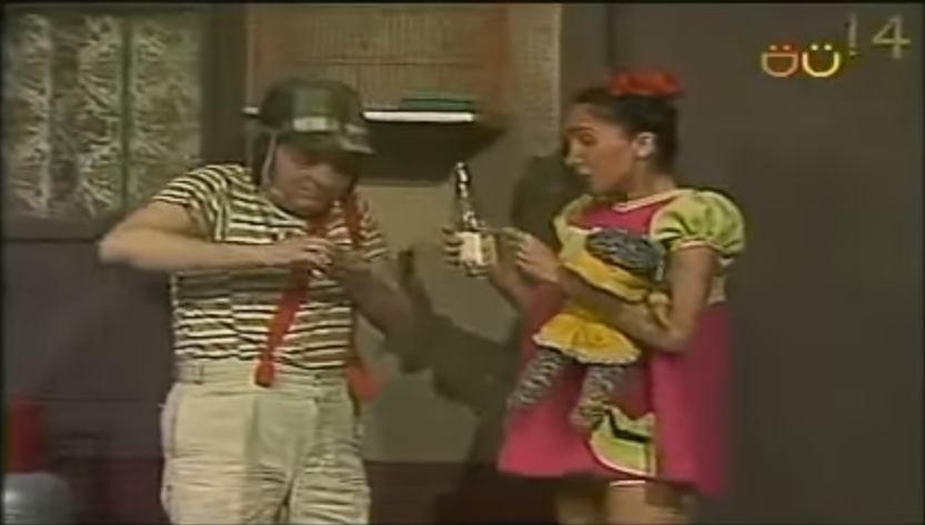 Os Insetos do Chaves (1983)