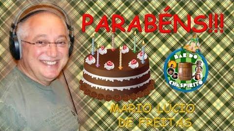 Mário Lúcio de Freitas Feliz aniversário! (22 12)