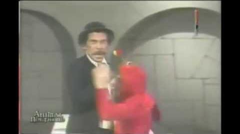 Chapolin - O necrotério (Episódio perdido de 1976) TRECHO