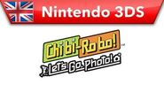 Chibi-Robo! Let's Go, Photo! Launch Trailer