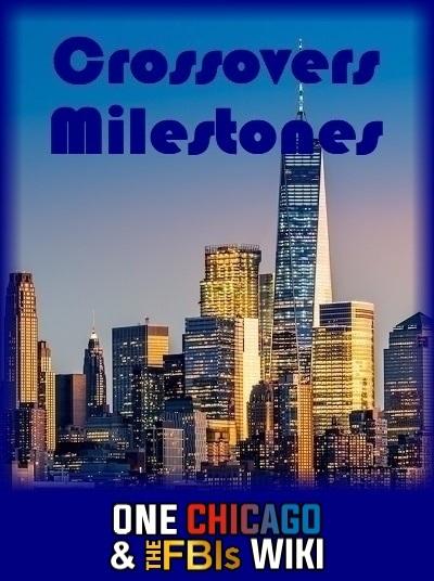 Crossovers and Milestones