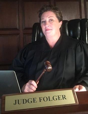Claire Folger