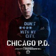 Chicago PD Season 1 Poster 3