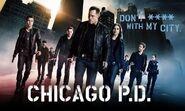 Chicago PD Season 1 Poster 2