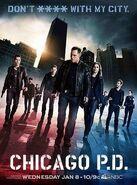 Chicago PD Season 1 Poster 1