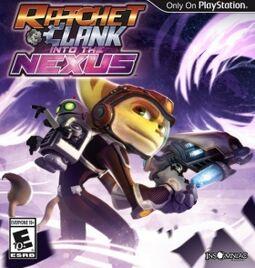 Ratchet & Clank Into the Nexus Cover.23.jpg