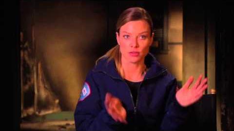 "Lauren German's Official ""Chicago Fire"" Season Finale Interview"