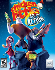 Chicken Little - Ace in Action video game cover.png
