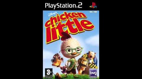 Chicken Little Game Soundtrack - Alley