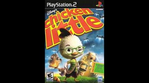 Chicken Little Game Soundtrack - Space Alarm