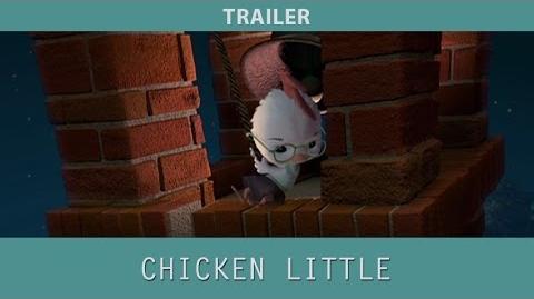 Chicken Little (2005) Trailer