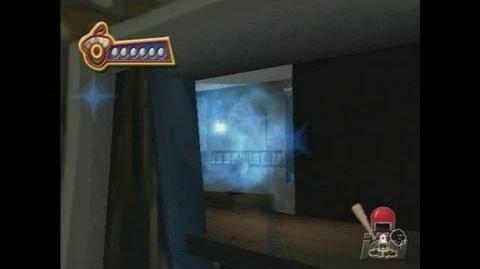 Chicken Little GameCube Gameplay - Movie Theater