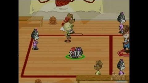 Chicken Little Game Boy Gameplay 2006 01 12