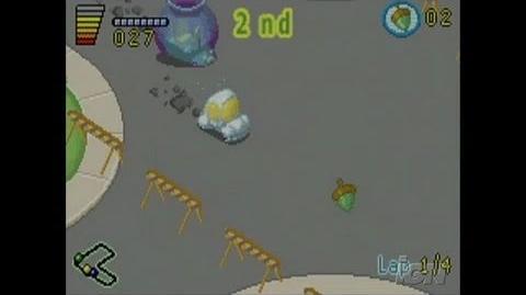 Chicken Little Game Boy Gameplay 2006 01 12 1