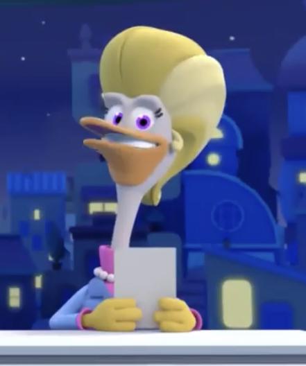 Nell Ostrich