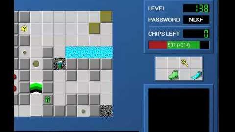CCLP1 Level 138
