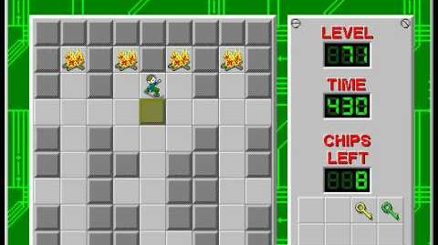 Chip's_Challenge_1_level_71_solution_-_355_seconds