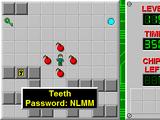 Teeth (CCLP2 level)