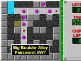 Big Boulder Alley