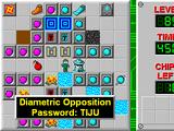 Diametric Opposition