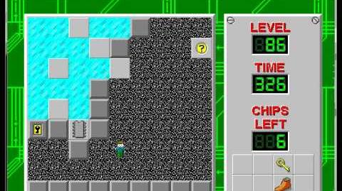CCLP1 level 86 - 309 seconds